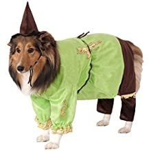 Wizard of Oz Pet Costume, X-Large, Scarecrow