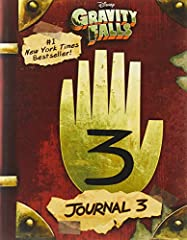 Journal 3 brims with every page ever seen on the show plus all-new pages with monsters and secrets, notes from Dipper and Mabel, and the Author's full story. Fans of Gravity Falls will simply love this 288-page full-color jacketed hard...
