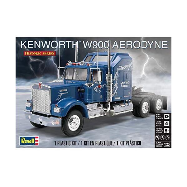 Revell Kenworth W900 5