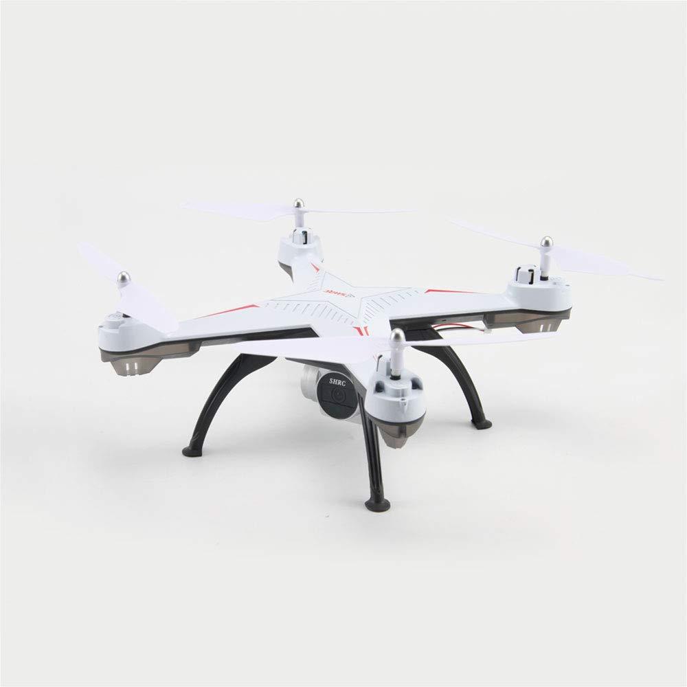 ZNHL Drox-480P Wister-Kamera Vier-Achsen-Flugzeug HD-Karte Fernbedienung Flugzeuge Fixierte Höhe Der APP-Control-Gravitationskontrolle,Weiß