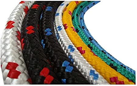 Strong Braided Polypropylene Plaited Poly Rope Cord Yacht Sailing Boat Line