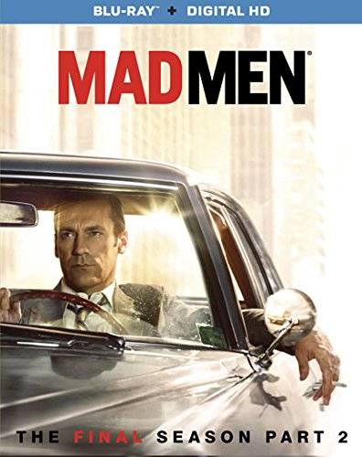 Blu-ray : Mad Men: The Final Season Part 2 (2 Pack, 2 Disc)