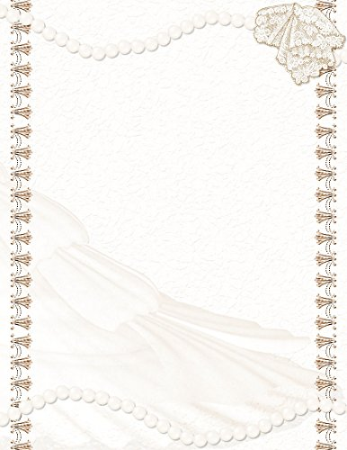e Stationery Printer Paper 26 Sheets (Wedding Stationery Paper)
