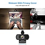 Hrayzan Webcam 1080P with privacy cover