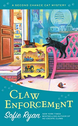 Claw Enforcement (Second Chance Cat Mystery Book 7) by [Ryan, Sofie]