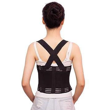 corrector de postura antes y despues de adelgazar