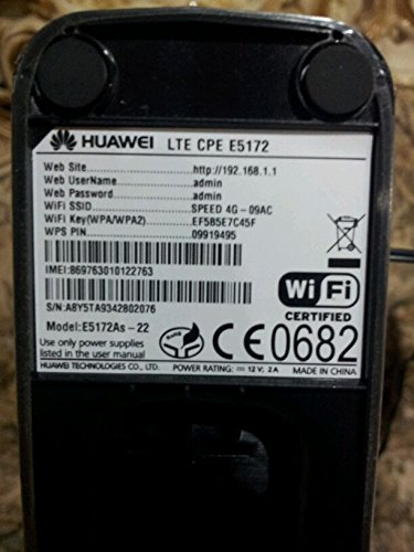 Huawei E5172 150Mbps LTE 4G Router - Import It All