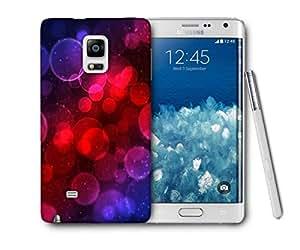 Diseñador Snoogg Teléfono protector de la cubierta del caso para Samsung Galaxy Note 4 Edge