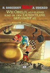 Asterix: Wie Obelix als kleines Kind in den Zaubertrank geplumpst ist