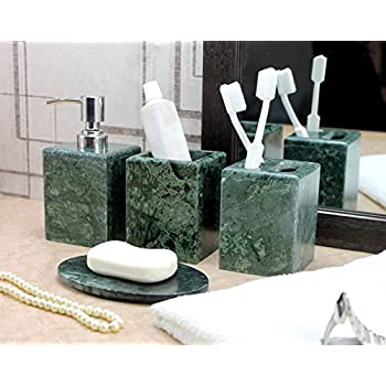Delicieux Top 10 Christmas Holiday Gifts For Home   KLEO   Bathroom Accessory Set  Made From Natural