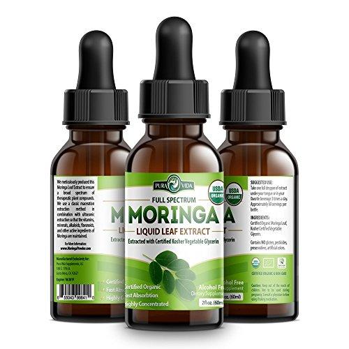 Organic Moringa Oleifera Liquid Extract product image