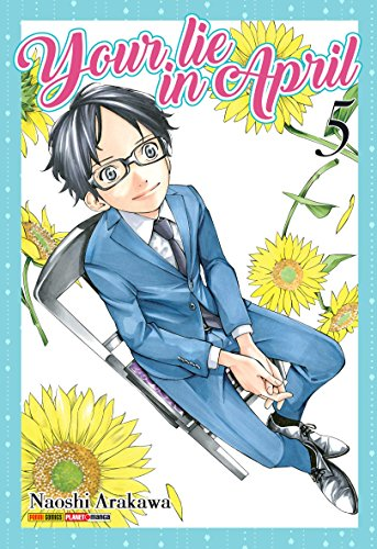 Your Lie in April - Volume 5