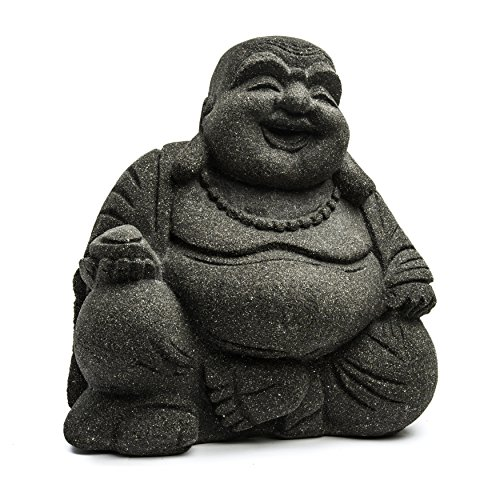 Cheap Repose ST10204698 Gleeful Buddha Hotai Outdoor Statues