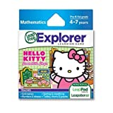 LeapFrog Hello Kitty Learning Game (works with LeapPad Tablets and LeapsterGS)