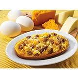The Max Whole Grain Egg and Sausage Breakfast Pizza, 3.21 Ounce -- 96 per case.