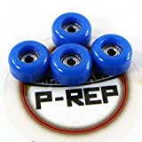 P-REP Fingerboard CNC Lathed Bearing Wheels - Dark Blue
