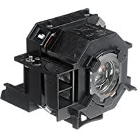 Electrified ELPLP42 Replacement Lamp with Housing for Epson Projectors
