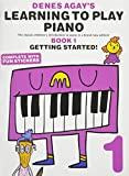 img - for Learning to Play Piano Book 1 - Getting Started book / textbook / text book