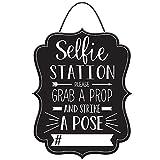 Graduation Photo Booth Hashtag Sign
