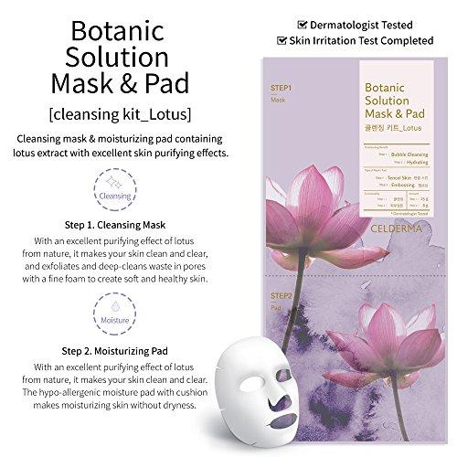 Celderma Korean Premium Mask - 3 Deep Masks