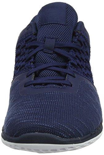 running da marino da blu collegiate bianco acciaio Scarpe corsa Dist Run blu Print Reebok da uomo q0wpSU7w