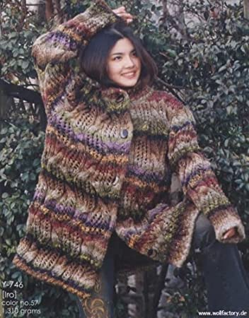 Mantel selbst stricken