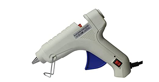 Vansh Bond 40 Watt Hot melt Glue Gun with 2 Hot Melt Glue Sticks
