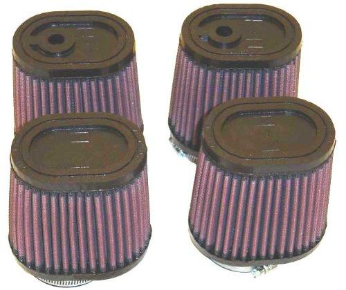 K&N RU-2989 Yamaha Universal Rubber Air Filter K&N Engineering