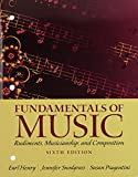 Fundamentals of Music 6th Edition