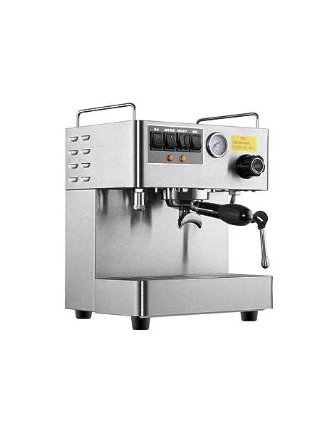 DTBA Máquina De Café Espresso De Oficina Comercial Cafetera ...
