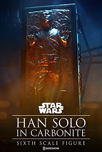 (Sideshow Collectibles Star Wars Han Solo in Carbonite 1/6 Scale Collectible Figure)