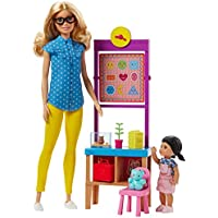 Barbie FJB29 Career Teacher Playset