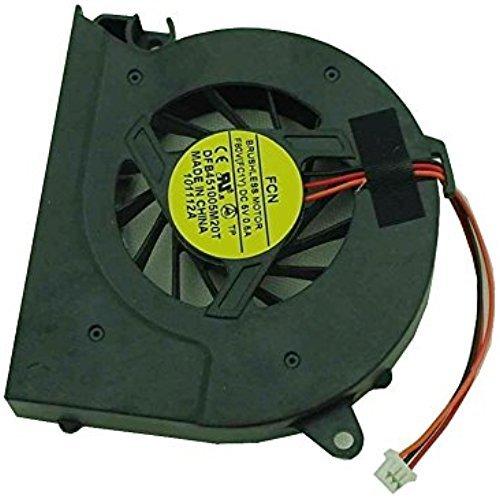 (wangpeng Generic New Laptop CPU Cooling Fan Compatible HP Compaq 6710B 6710S 6715B 6715S 6515B 6520S 6510B Series DC5V 0.29A Replacement Part Number UDQFRPH55C1N 6033B0009501 443917-001)