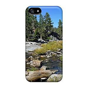 MhR7593Uban R. Steven Rocky Stream In Yosemite Feeling Iphone 5/5s On Your Style Birthday Gift Cover Case