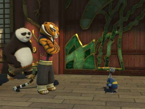 Kung Fu Day Care (Kung Fu Panda And The Legends Of Awesomeness)