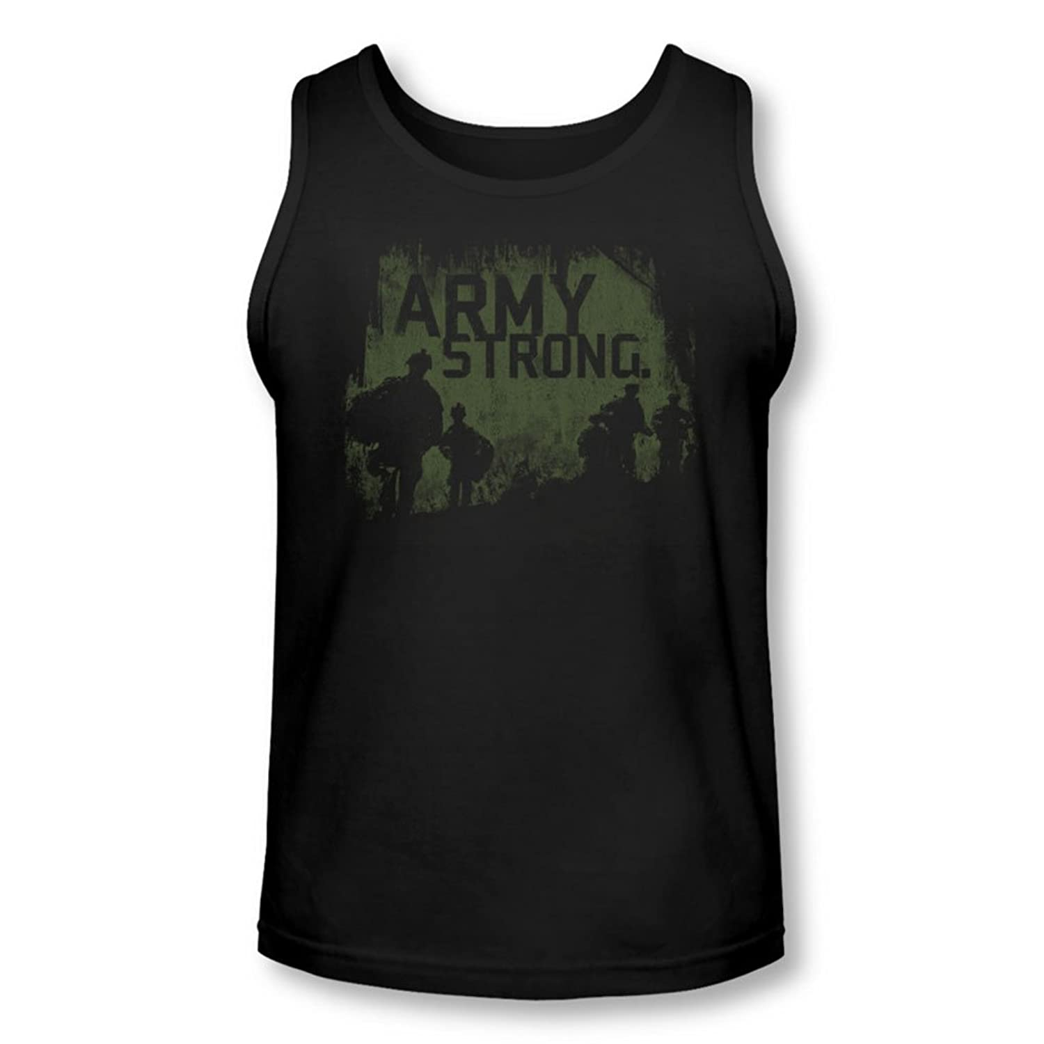 Army - Mens Soilders Tank-Top