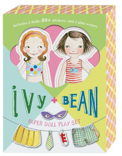 Download Ivy and Bean Paper Dolls (Ivy & Bean) PDF