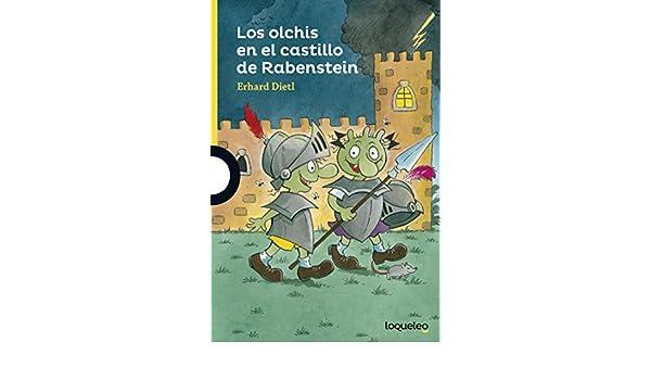 Los olchis en el castillo Rabenstein: Erhard Dietl: 9788491221616: Amazon.com: Books