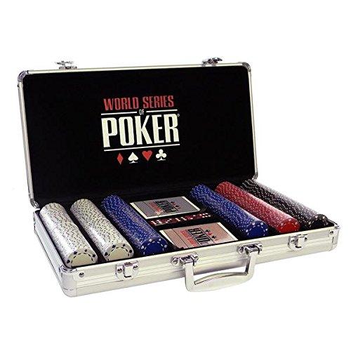 World Series of Poker 300 Chip Set Official Merchandise