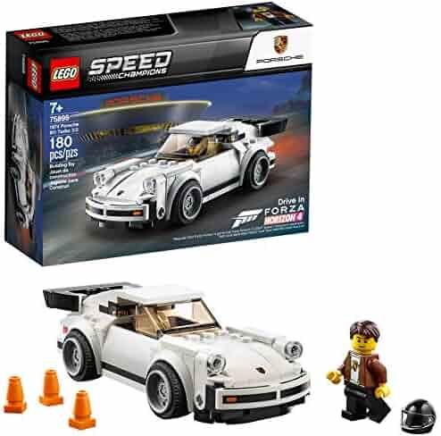 LEGO Speed Champions 1974 Porsche 911 Turbo 3.0 75895 Building Kit (179 Pieces)
