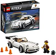 LEGO Speed Champions 1974 Porsche 911 Turbo 3.0 75895 Building Kit (180 Pieces)