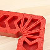 8Pcs Positioning Squares 3&4inch for