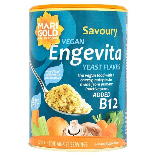 Marigold Engevita Yeast Flakes & B12 125g by Marigold (Image #3)