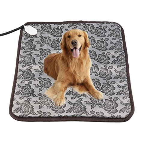 Pet Dog Cat Puppy Electric Heating Waterproof Heater Warmer Pad Mat Bed Blanket (Electric Dog Heater compare prices)