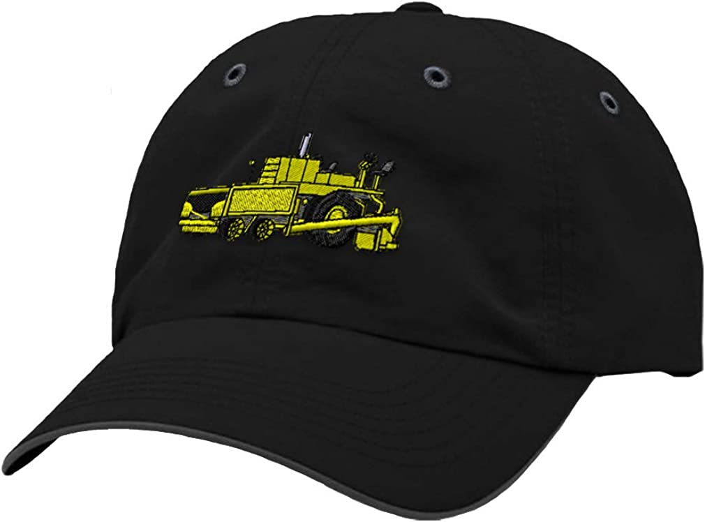 Custom Richardson Running Cap Paver Embroidery Business Name Polyester Hat
