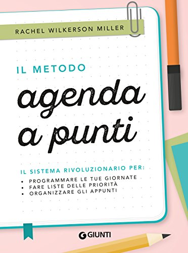 Amazon.com: Il metodo agenda a punti: Il sistema ...