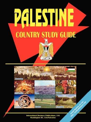 Palestine Country Study Guide