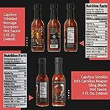CaJohns Hot Sauce Bundle — Smokin Ed's Carolina