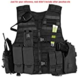 Chief Tac Military Tactical Molle Vest Mesh Light
