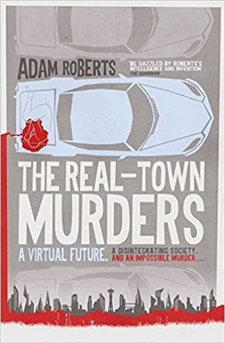 Image result for adam roberts the real town murders